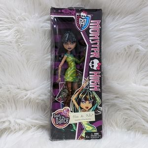 Monster High CLEO DE NILE Dawn of the Dance 2013
